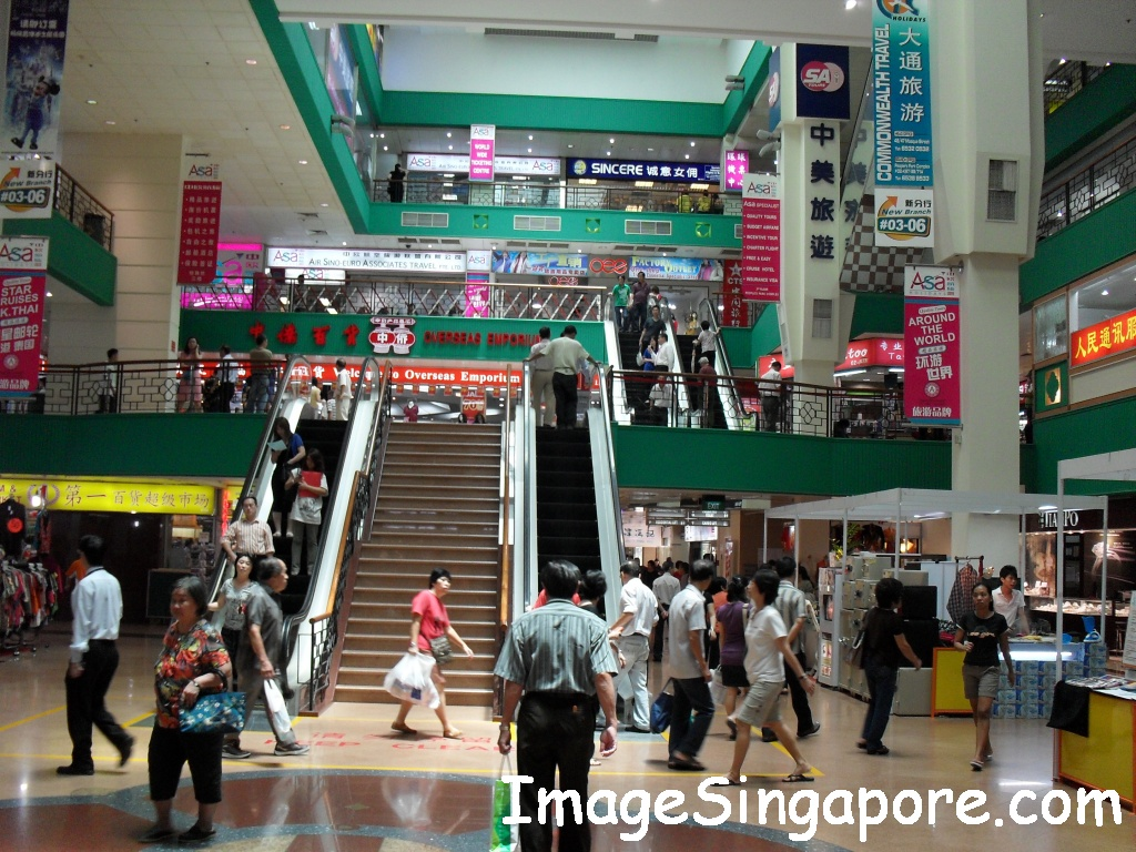 People S Park Complex In Chinatown Imagesingapore