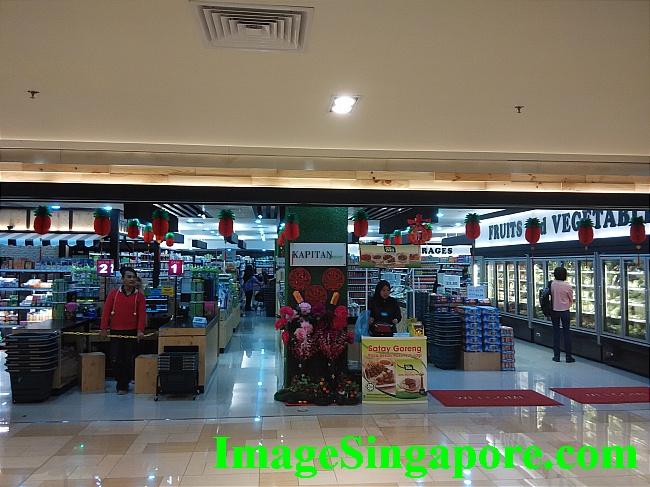 This Kapitan supermarket sells everything. Must visit.