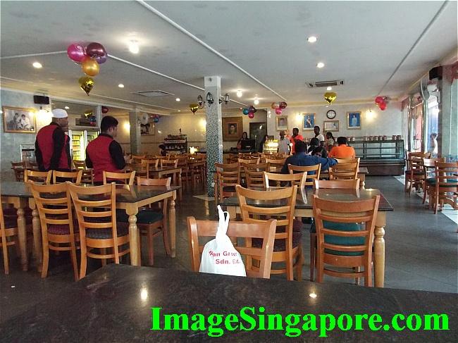 Amma Restaurant, Johor Bahru