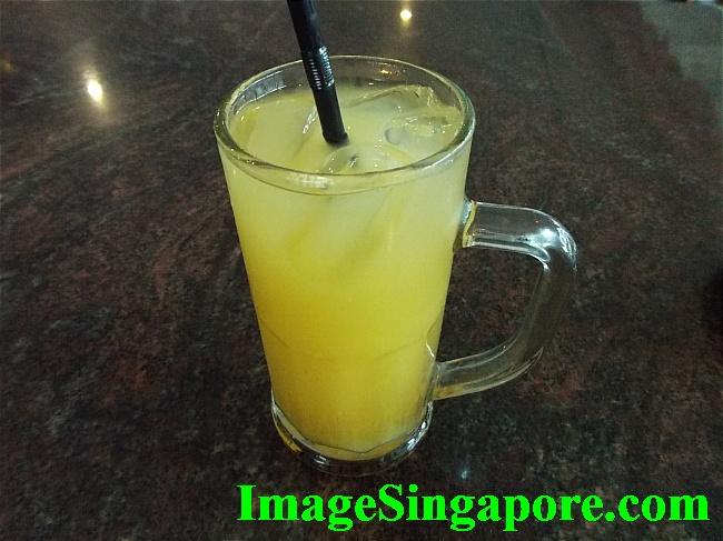 Lemon Juice - RM4
