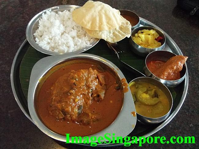 Curry Fish Set - RM11