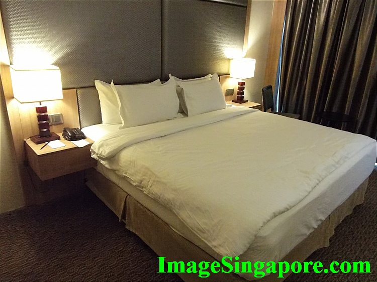 KSL Hotel 2016 - Superior Room King Bed.
