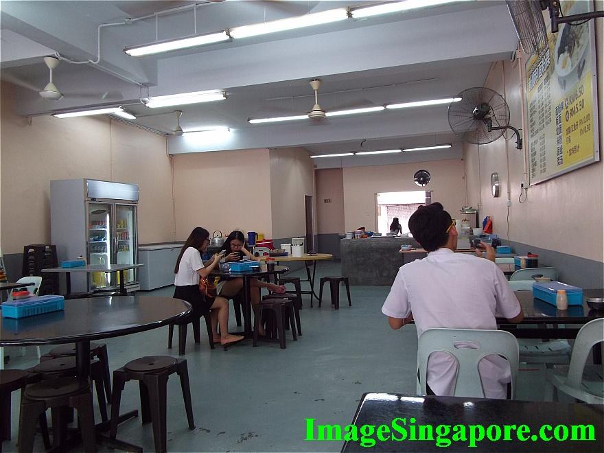 Sin Soon Li at Permas Jaya
