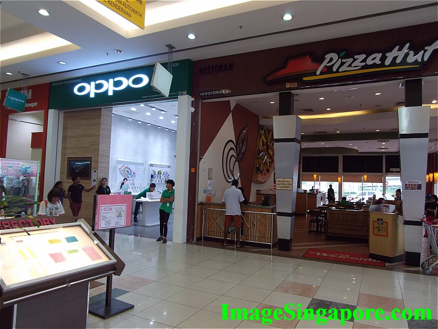 Shops at Aeon Mall Permas Jaya