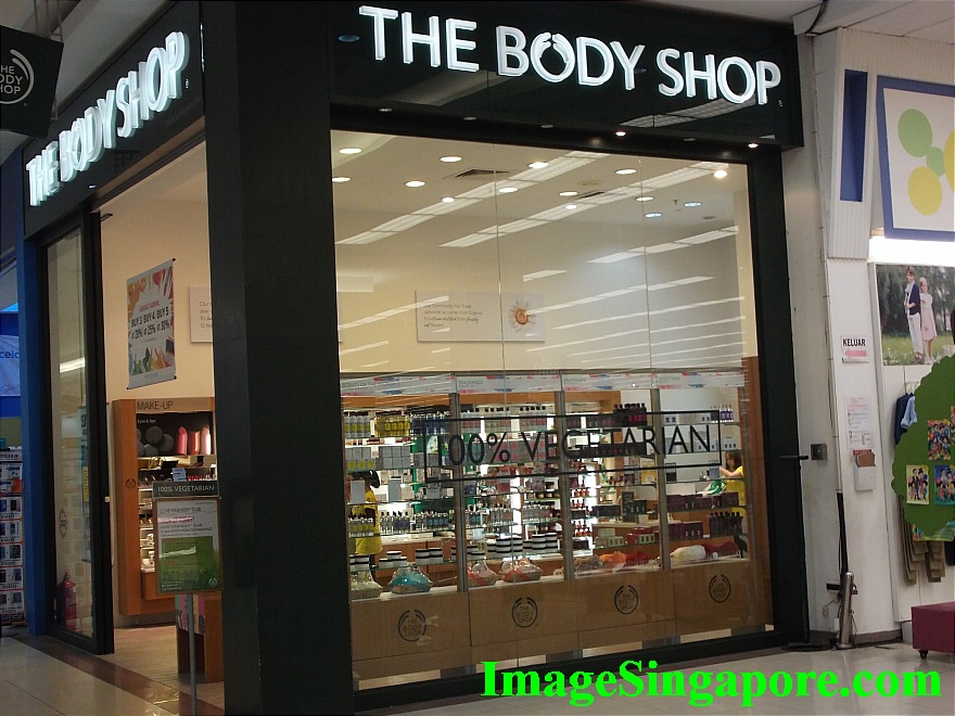 The Body Shop at Aeon Mall Permas Jaya