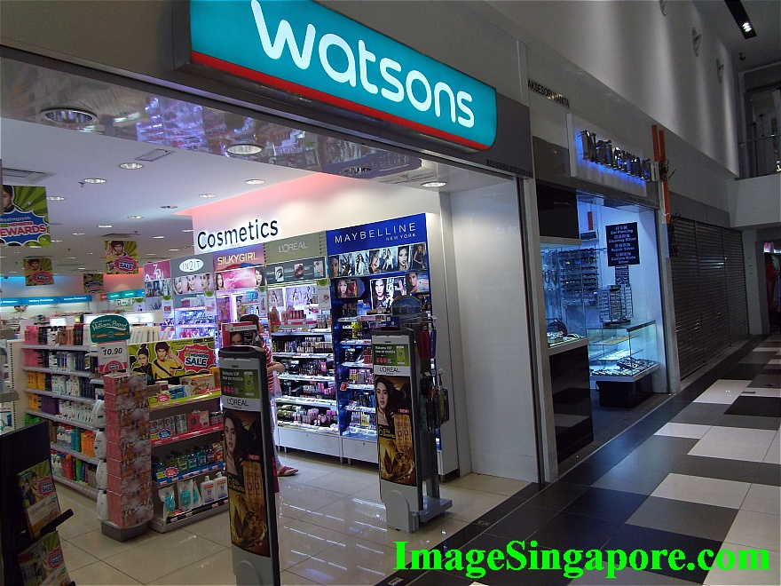 Watsons at Perling Mall